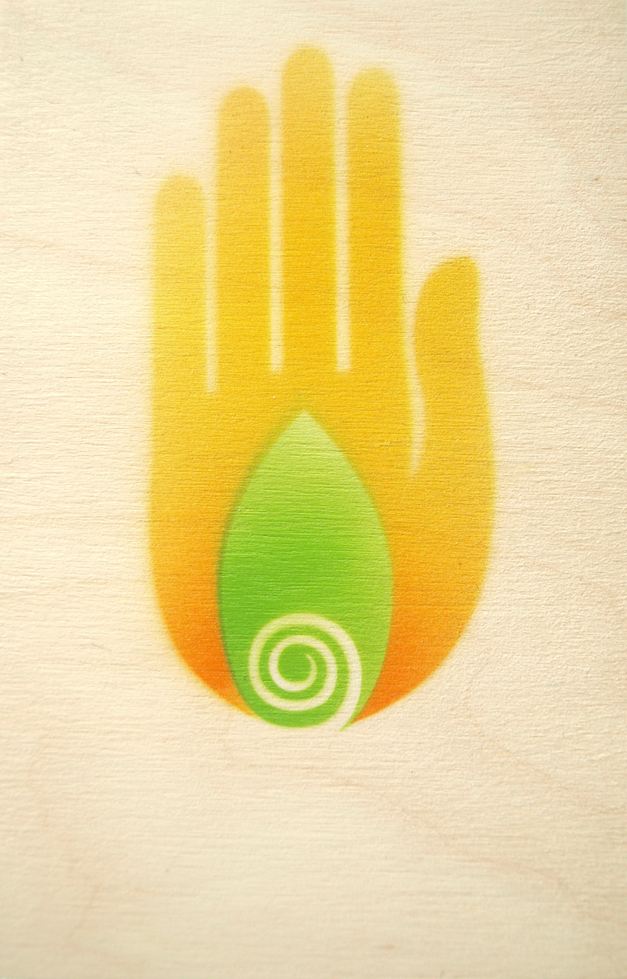 Leaf Hand artwork image